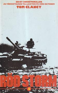 Tom Clancy - Röd storm [antikvár]