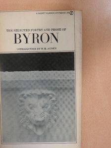 George Gordon Byron - Selected Poetry and Prose [antikvár]