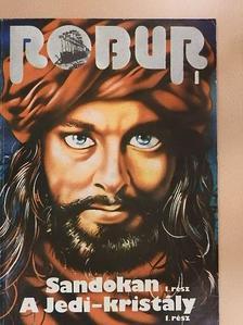 Emilio Salgari - Robur 1. [antikvár]