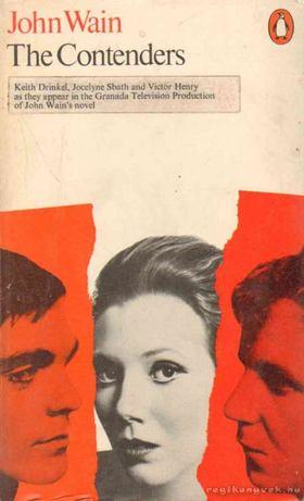 JOHN WAIN - The Contenders [antikvár]