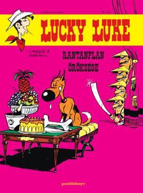 Lucky Luke 29 - Rantanplan öröksége