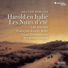BERLIOZ - HAROLD EN ITALIE - LES NUITS D' ÉTÉ CD FRANCOIS-XAVIER ROTH