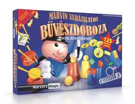 MME 001 - MARVIN'S MAGIC, VARÁZS DOBOZ 125 TRÜKKEL