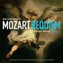 MOZART - REQUIEM CD JOHN BUTT