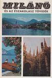 LINDNER LÁSZLÓ - Milánó és az Északolasz tóvidék [antikvár]