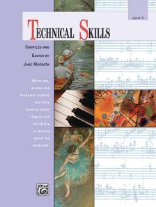 MAGRATH, JANE - TECHNICAL SKILLS - LEVEL 3 - WARM-UPS, ETUDES AND TECHNICAL STUDIES