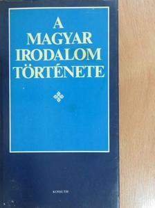 Görömbei András - A magyar irodalom története [antikvár]