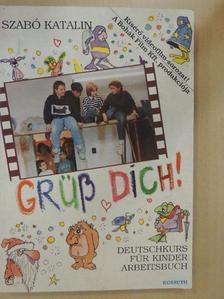 Dieter Uesseler - Grüß dich! [antikvár]