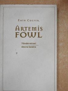 Eoin Colfer - Artemis Fowl [antikvár]