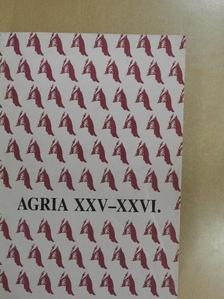 Bakó Ferenc - Agria XXV-XXVI. [antikvár]