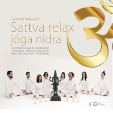 Bakos Judit Eszter PhD | Virinchi Shakti - Sattva relax jóga nidra