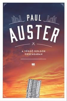 Paul Auster - A végső dolgok országában [eKönyv: epub, mobi]
