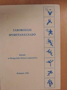Dobozy László - Táborozási sporttanácsadó [antikvár]