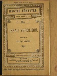 Lenau - Lenau verseiből [antikvár]