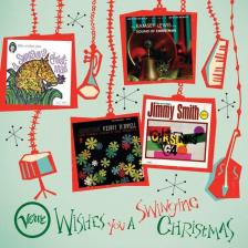 VERVE WISHES YOU A SWINGING CHRISTMAS 4LP