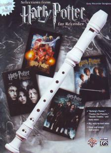 HARRY POTTER FOR RECORDER (SELECTIONS FROM)
