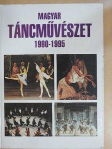 Eszéki Erzsébet - Magyar táncművészet [antikvár]
