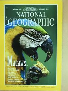 Bill Bryson - National Geographic January 1994 [antikvár]