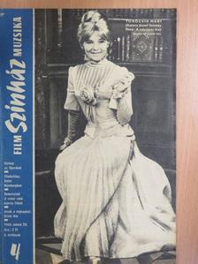 Körmendi Judit - Film-Színház-Muzsika 1966. január 28. [antikvár]