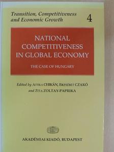 Lesi Mária - National Competitiveness in Global Economy [antikvár]