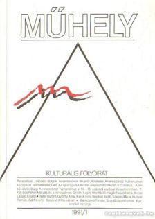 Villányi László - Műhely 1991. XIV. évf. (hiányos) [antikvár]
