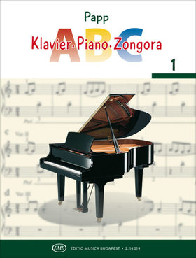Papp Lajos - ZONGORA ABC 1 CD