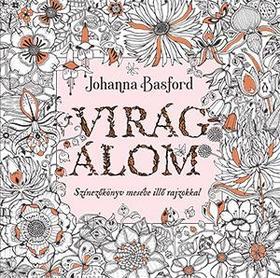 Johanna Basford - Virágálom ###