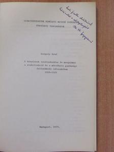Gergely Ernő - A bányász szakszervezet története 1924-1929 (dedikált példány) [antikvár]