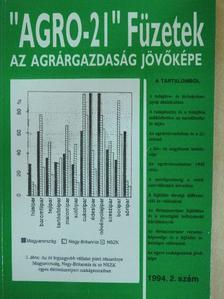 """Fehér Alajos - """"AGRO-21"""" Füzetek 1994/2. [antikvár]"""