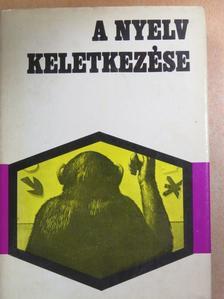 Alf Sommerfelt - A nyelv keletkezése [antikvár]