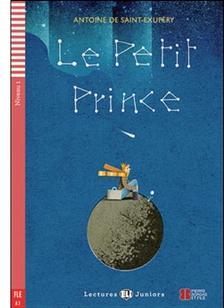 ANTOINE DE SAINT-EXUPÉRY - Le Petit Prince + CD