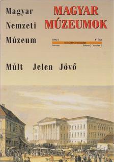 Selmeczi Kovács Attila - Magyar múzeumok 1996/3 [antikvár]