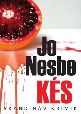 Jo Nesbo - Kés [eKönyv: epub, mobi]