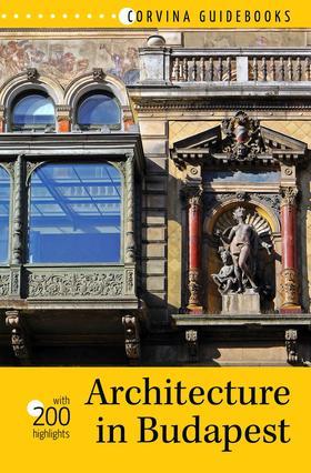 Bede Béla - Budapest építészete angol nyelvű