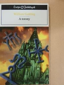 William Golding - A torony  [antikvár]