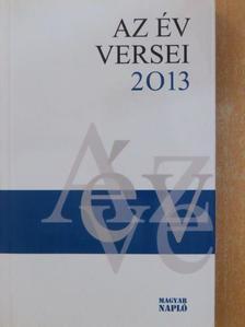 Ágh István - Az év versei 2013 [antikvár]