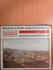 Árvai Imre - Magyar hajózási statisztikai kézikönyv [antikvár]