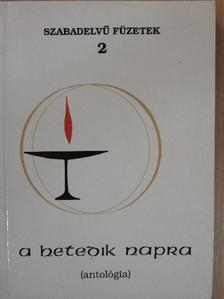Antal Attila - A hetedik napra [antikvár]