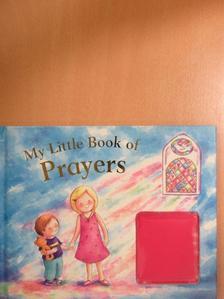 Jan Payne - My Little Book of Prayers [antikvár]