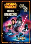 STAR WARS - RAGASZTÁS! 220 MATRICA - FOGLALKOZTATÓ 2.