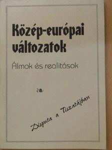 Alois Woldan - Közép-európai változatok [antikvár]