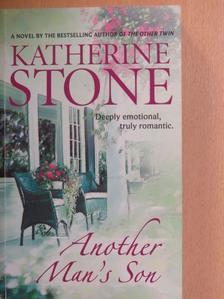 Katherine Stone - Another man's son [antikvár]
