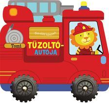 Gördülő könyvek - Tomi tűzoltóautója