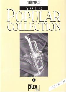 POPULAR COLLECTION 2 FOR TRUMPET SOLO