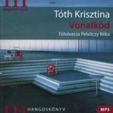 Tóth Krisztina - Vonalkód - Hangoskönyv
