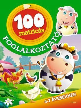 100 matricás foglalkoztató - A farmon