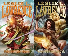 Leslie L. Lawrence - A KÚTBA REJTETT SZOBOR KOLOSTORA I-II.