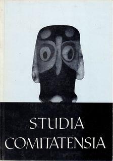 IKVAI NÁNDOR - Studia Comitatensia 1. - Tanulmányok Pest megye múzeumaiból [antikvár]