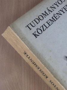 Antal József - Tudományos Közlemények 1970/II. [antikvár]