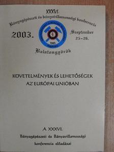 Ács József - Követelmények és lehetőségek az Európai Unióban - CD-vel [antikvár]